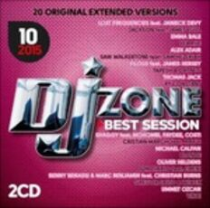 CD DJ Zone. Best Session 10.2015