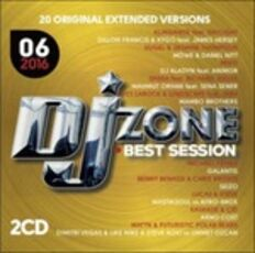 CD DJ Zone. Best Session 06.2016