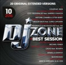 CD DJ Zone. Best Session 10.2016
