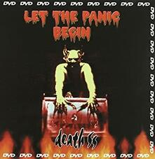 Death SS. Let the Panic Begin - DVD