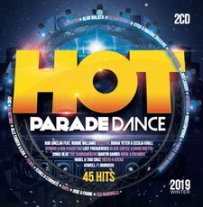 CD Hot Parade Dance Winter 2019