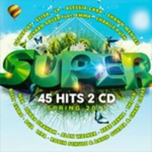CD Superhits Spring 2017  0