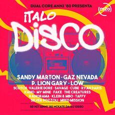 CD Dual Core Anni 80 presenta Italo Disco DJ Osso