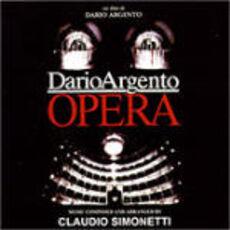 CD Opera (Colonna Sonora) Claudio Simonetti