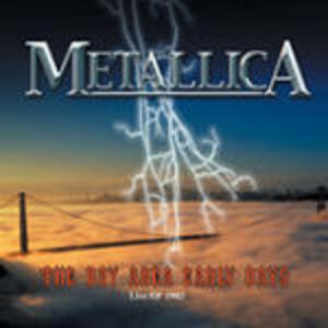 The Bay Area Early Days - CD Audio di Metallica