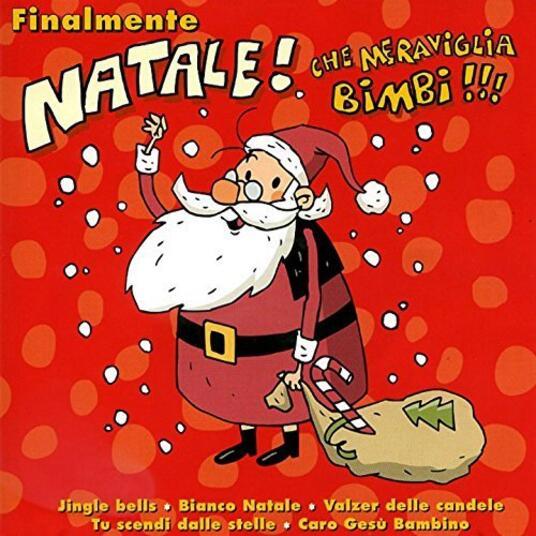 Finalmente Natale! - CD Audio