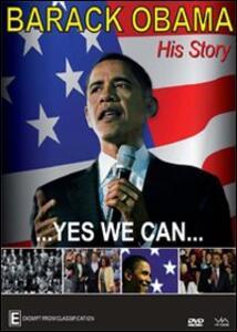 Barack Obama. His Story - DVD