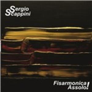 Fisarmonica assolo! - CD Audio di Sergio Scappini