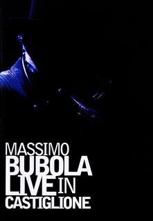 Massimo Bubola. Live in Castiglione - DVD