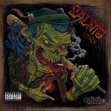 The Island Chainsaw Massacre - CD Audio di Salmo