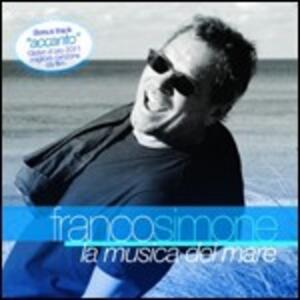 La musica del mare - CD Audio di Franco Simone
