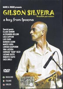 Gilson Silveira. A Boy From Ipoema - DVD