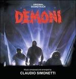 Cover CD Colonna sonora Demoni