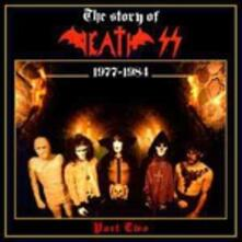 The Story of Death SS 1977-1984 part Two (Gatefold Sleeve Limited Edition) - Vinile LP di Death SS
