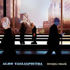Vinile Invisibili realtà ( + Poster) Aldo Tagliapietra