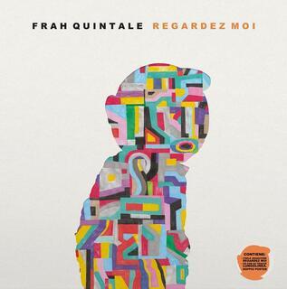 Vinile Regardez moi (Orange Vinyl + Poster) Frah Quintale