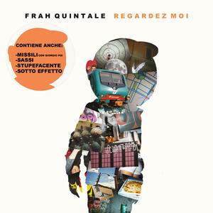 CD Reagardez moi (Special Edition) Frah Quintale