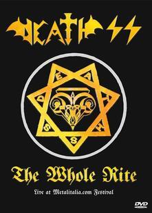 The Whole Rite – Live at Metalitalia.com Festival (DVD) - DVD