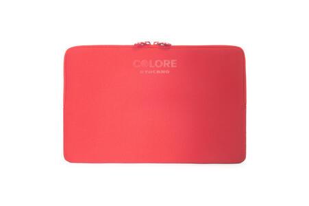 """Custodia Tucano Colore Sleeve per PC 10""""/11"""". Rosso"""