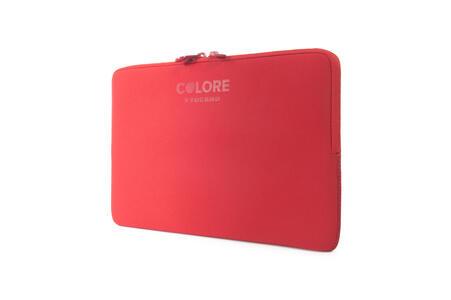 """Custodia Tucano Colore Sleeve per PC 10""""/11"""". Rosso - 2"""