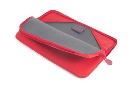 """Custodia Tucano Colore Sleeve per PC 10""""/11"""". Rosso - 5"""
