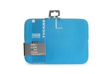 """Custodia Tucano Colore Sleeve per PC 10""""/11"""". Blu - 7"""