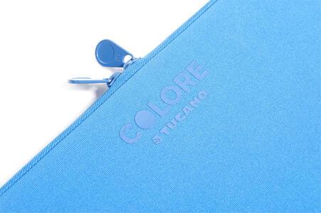 """Custodia Tucano Colore Sleeve per PC 10""""/11"""". Blu - 6"""