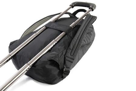 Zaino Tucano Compatto Pack ripiegabile super leggero. Nero - 11