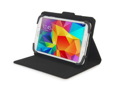 """Custodia universale Tucano Uncino con supporto girevole per tablet da 7"""" e 8"""". Nero - 5"""