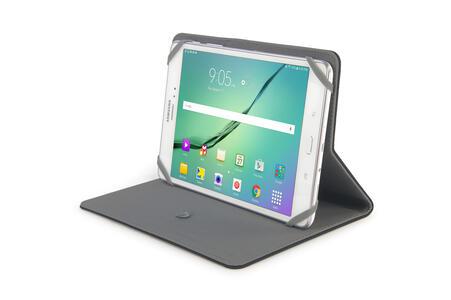 """Custodia universale Tucano Vento per tablet da 7"""" a 8"""". Nero - 4"""