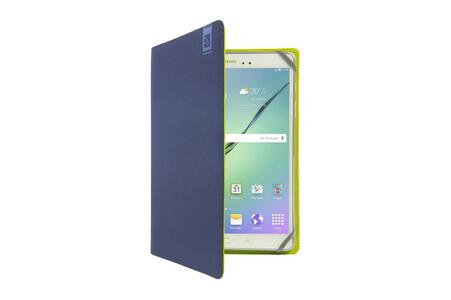 """Custodia universale Tucano Vento per tablet da 7"""" a 8"""". Blu"""
