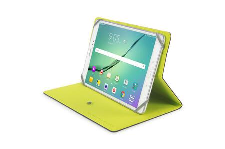 """Custodia universale Tucano Vento per tablet da 7"""" a 8"""". Blu - 2"""
