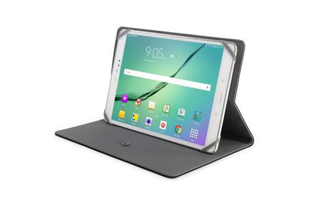 """Custodia universale Tucano Vento per tablet da 9"""" a 10"""". Nero - 5"""