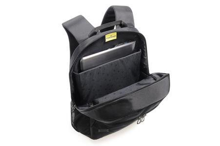 """Zaino Tucano Forte Pack in nylon per Notebook 15.6"""" e MacBook Pro 15"""" Retina - 6"""