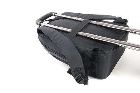 """Zaino Tucano Forte Pack in nylon per Notebook 15.6"""" e MacBook Pro 15"""" Retina - 10"""