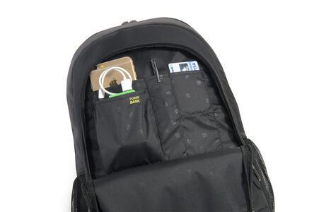 """Zaino Tucano Forte Pack in nylon per Notebook 15.6"""" e MacBook Pro 15"""" Retina - 12"""