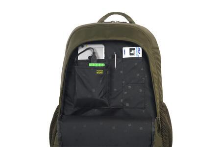 """Zaino Tucano Forte Pack in nylon per Notebook 15.6"""" e MacBook Pro 15"""" Retina - 14"""
