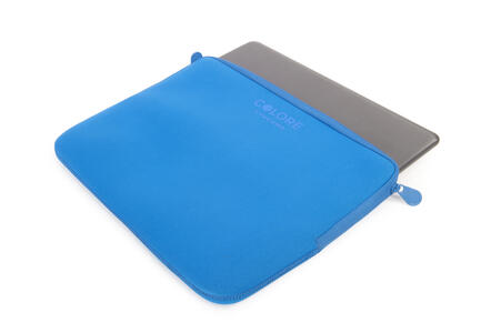 """Custodia Tucano Colore Sleeve per PC 11""""/12"""". Blu - 3"""