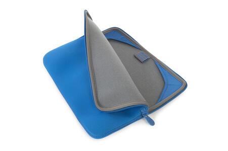 """Custodia Tucano Colore Sleeve per PC 11""""/12"""". Blu - 5"""