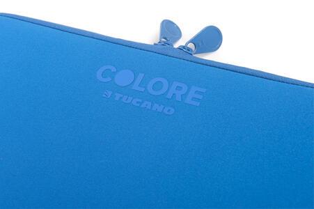 """Custodia Tucano Colore Sleeve per PC 11""""/12"""". Blu - 6"""