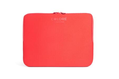 """Custodia Tucano Colore Sleeve per PC 11""""/12"""". Rosso"""