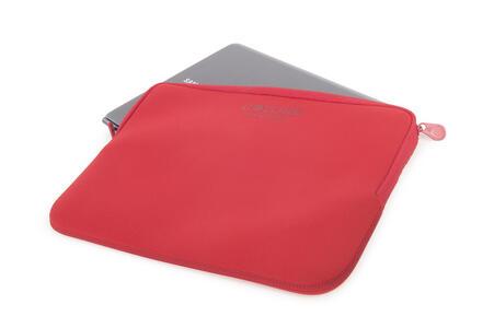 """Custodia Tucano Colore Sleeve per PC 11""""/12"""". Rosso - 3"""