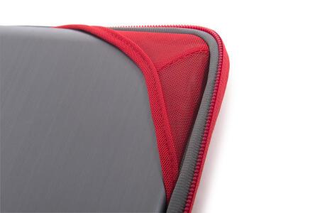 """Custodia Tucano Colore Sleeve per PC 11""""/12"""". Rosso - 6"""