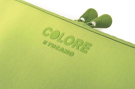 "Custodia Tucano Colore Sleeve per PC 11""/12"". Verde - 6"