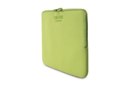 "Custodia Tucano Colore Sleeve per PC 15""/16"". Verde - 2"
