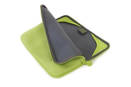 "Custodia Tucano Colore Sleeve per PC 15""/16"". Verde - 5"