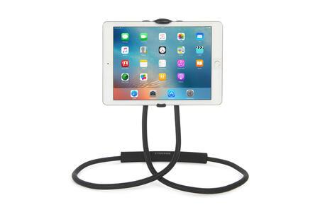 """Supporto indossabile per smartphone e tablet Tucano Spospendo. Per dispositivi fino a 10"""". Nero - 6"""