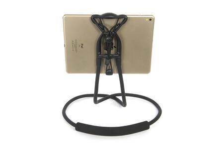 """Supporto indossabile per smartphone e tablet Tucano Spospendo. Per dispositivi fino a 10"""". Nero - 7"""