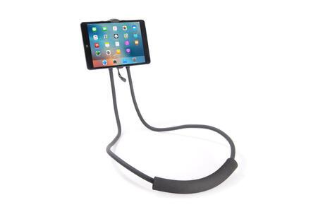 """Supporto indossabile per smartphone e tablet Tucano Spospendo. Per dispositivi fino a 10"""". Nero - 20"""