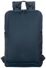 1bdc612c15 Zaino Tucano Flat Backpack Slim. Blu petrolio. Cartoleria ...